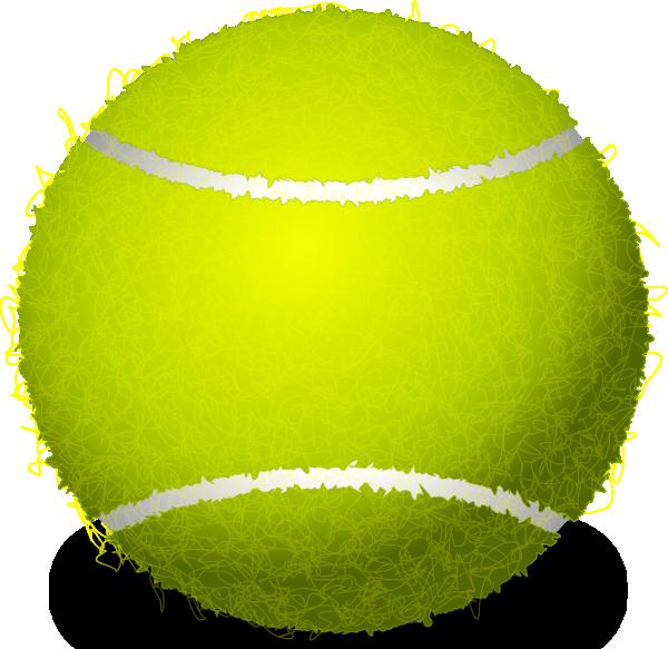. ClipartLook.com free vector Tennis Ball clip art