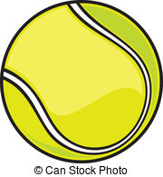 tennis ball Clipartby ...