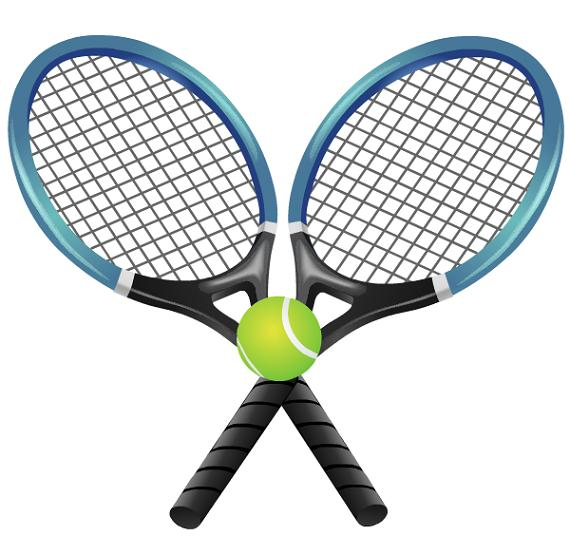 Tennis Clip Art-Tennis Clip Art-1