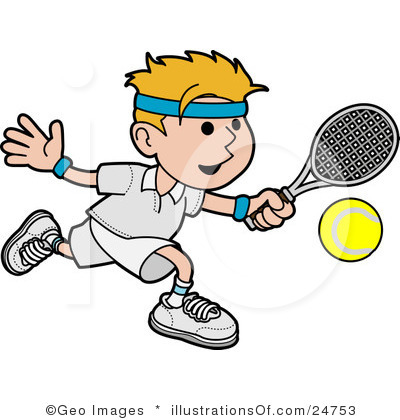 Tennis clip art pictures free
