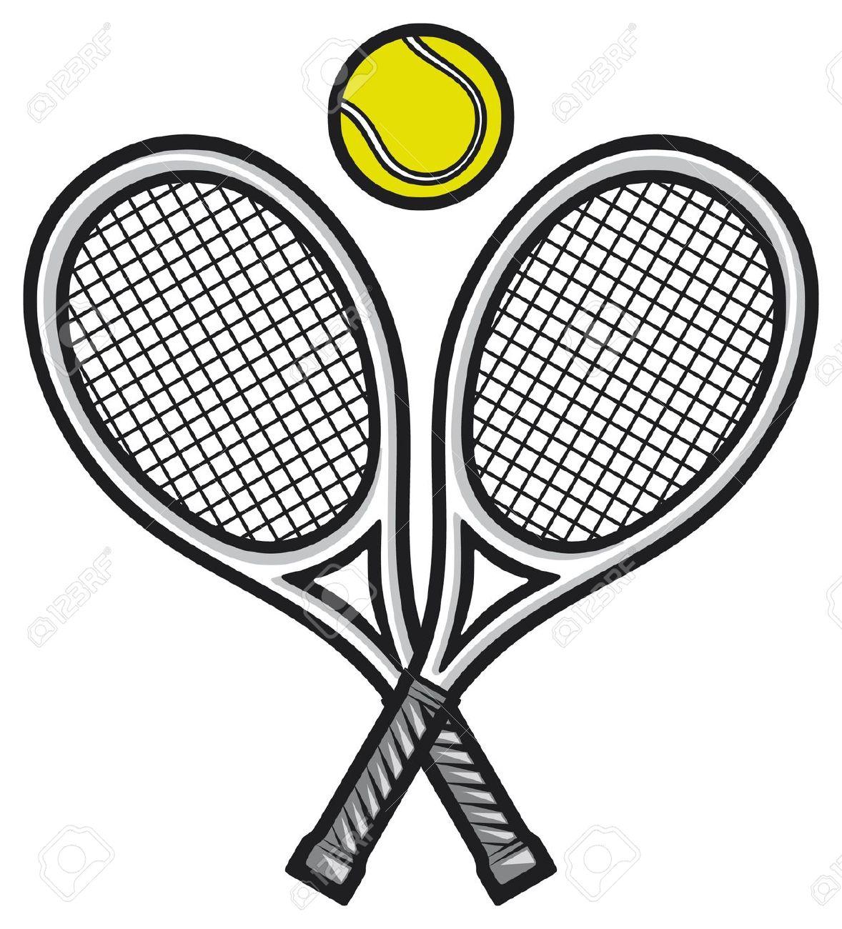 Tennis clipart 2
