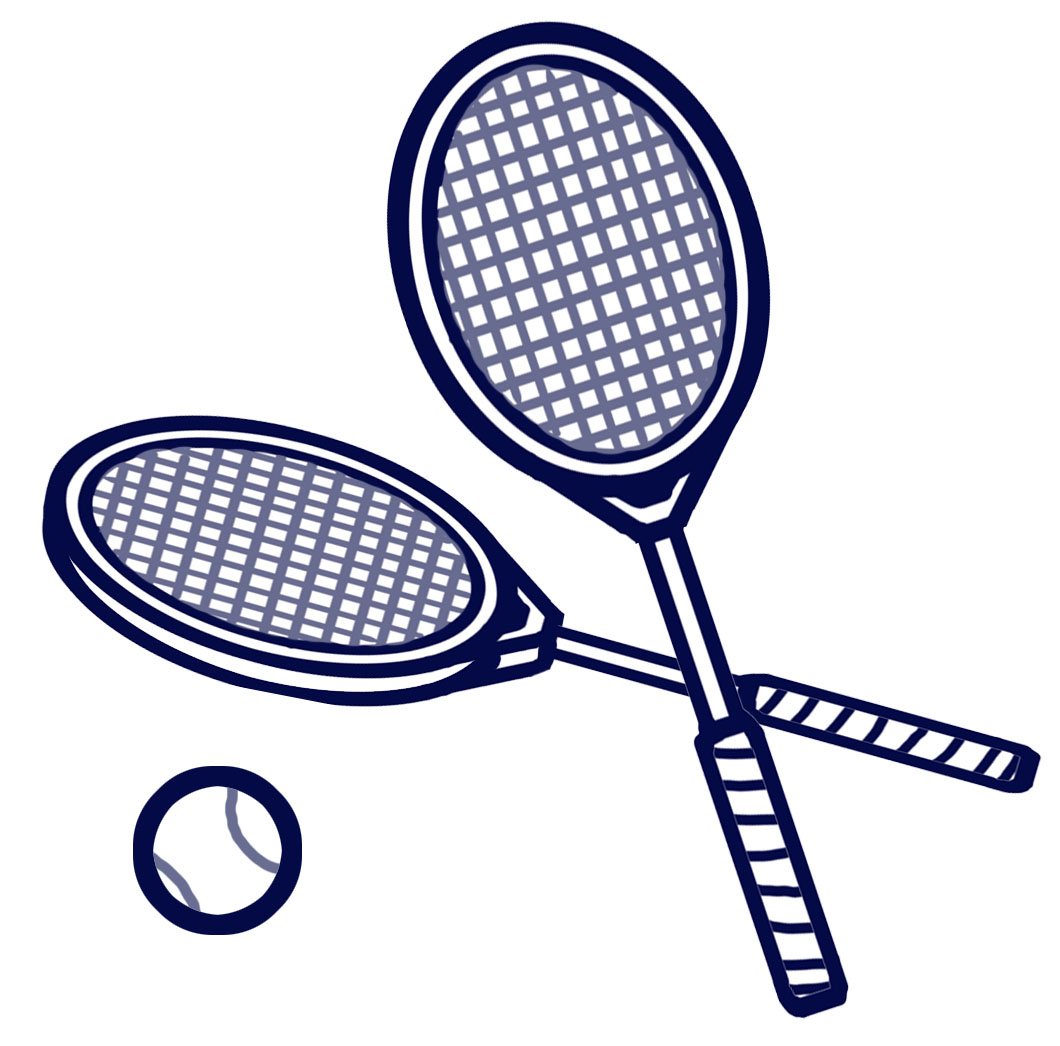 Tennis clipart clipart cliparts for you-Tennis clipart clipart cliparts for you-5