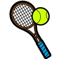 Tennis Clipart Free Clipart Image