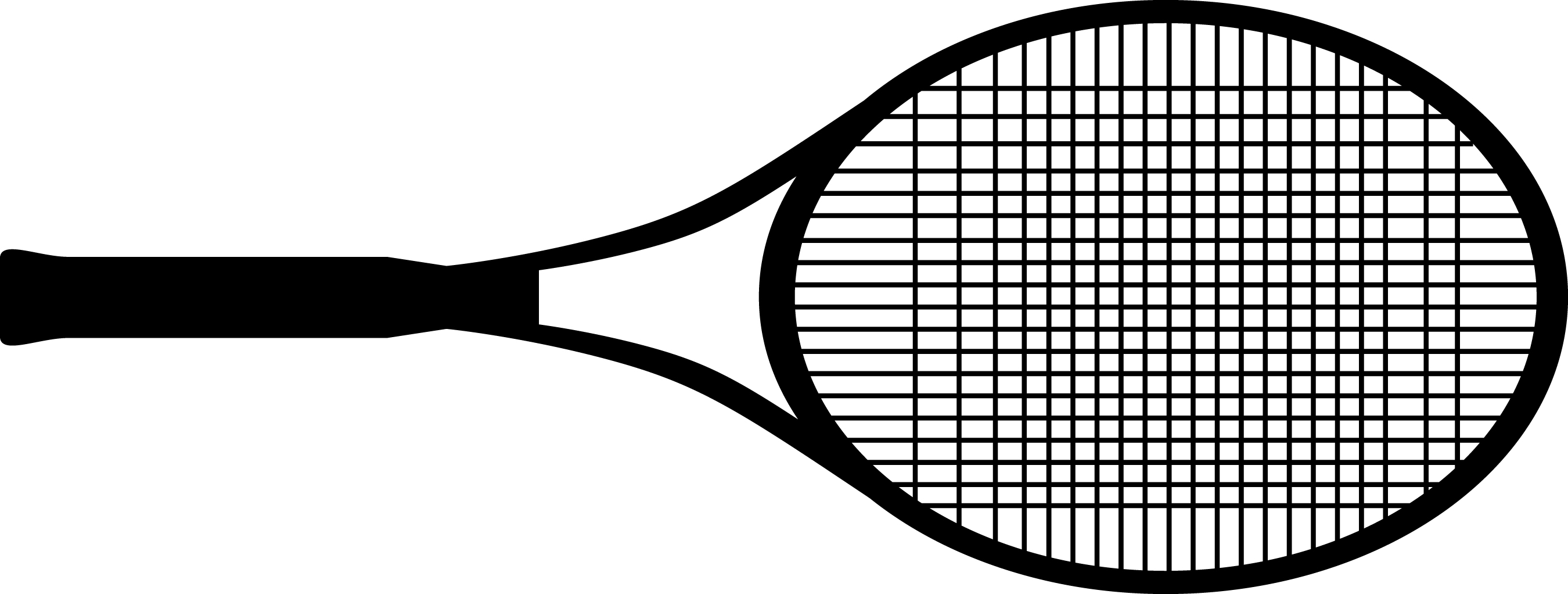Tennis Racket Silhouette images pictures - NearPics. Pictures Of Tennis Rackets. head_tennis_racquet_microgel_. Tennis Racquet Clipart