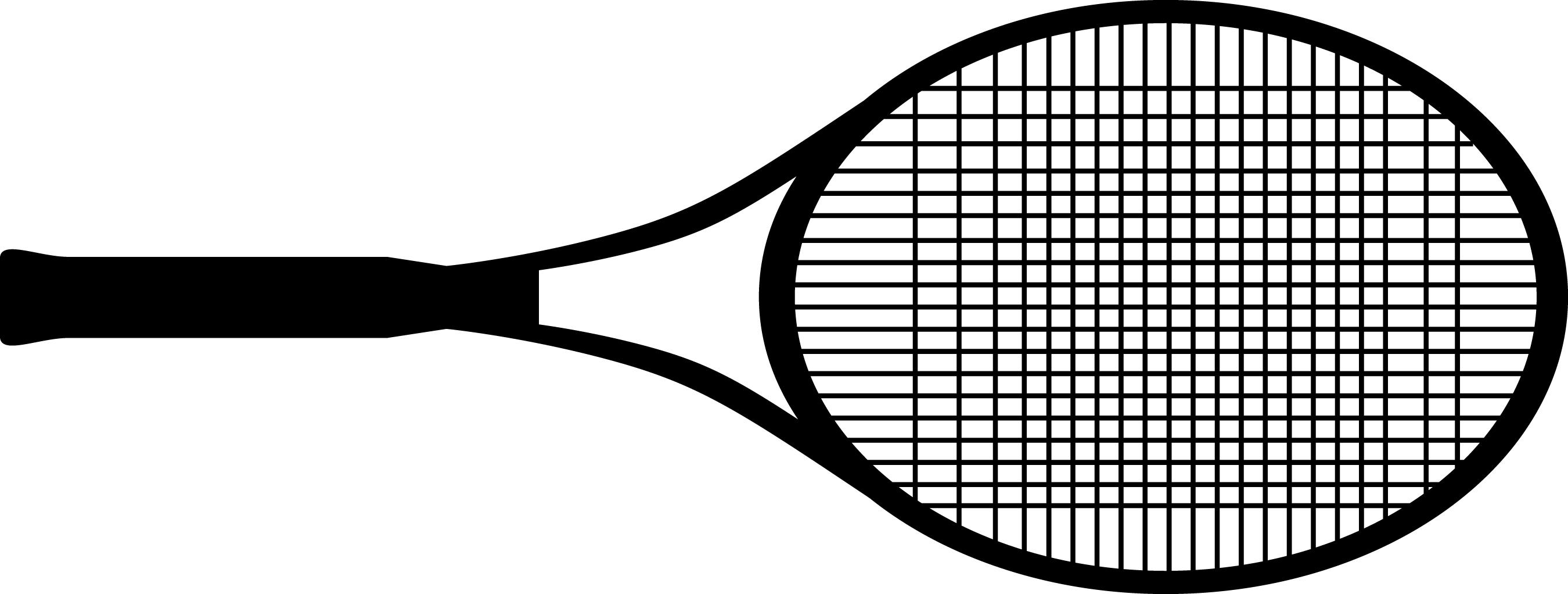 55 tennis racquet clip clipartlook