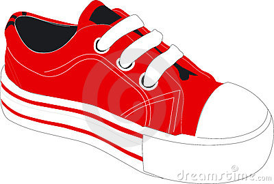 Tennis Shoes Clipart Look At Clip Art Images Clipartlook
