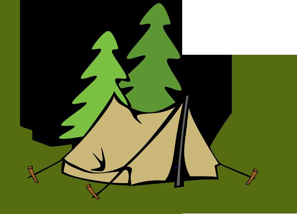 Tent Clip Art Brown Tents Clipartcow-Tent clip art brown tents clipartcow-9