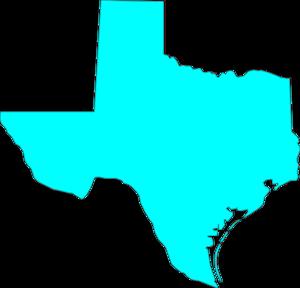 Texas clip art vector clip
