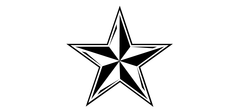 ... Texas star clip art ...