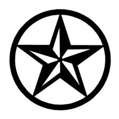 texas star clip art vector .