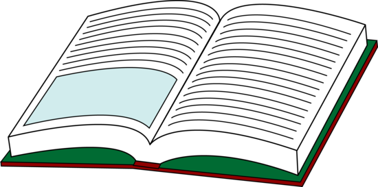 Textbook Clipart