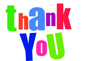 Thank You Card Clipart . - Clipart For Thank You