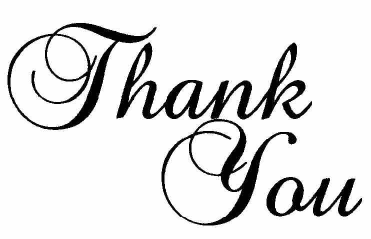 Thank You Clip Art Free Clipart 6-Thank you clip art free clipart 6-10