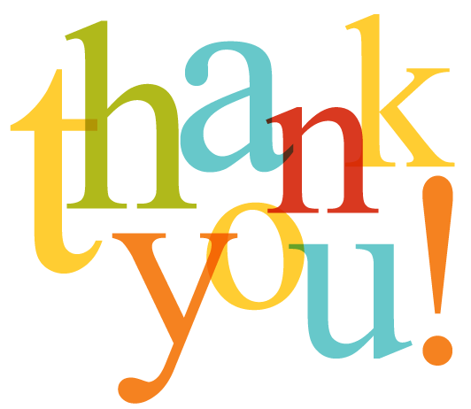 Employee Thank You Clipart #1