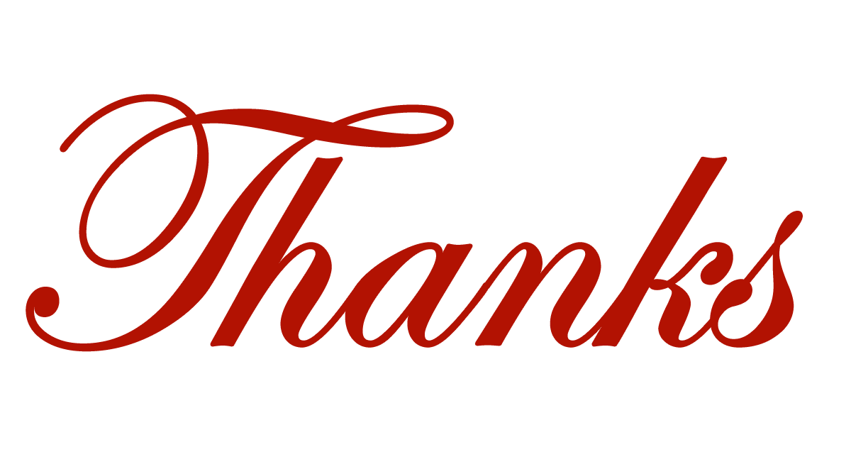 thank you clipart u0026middot - Free Thank You Clip Art