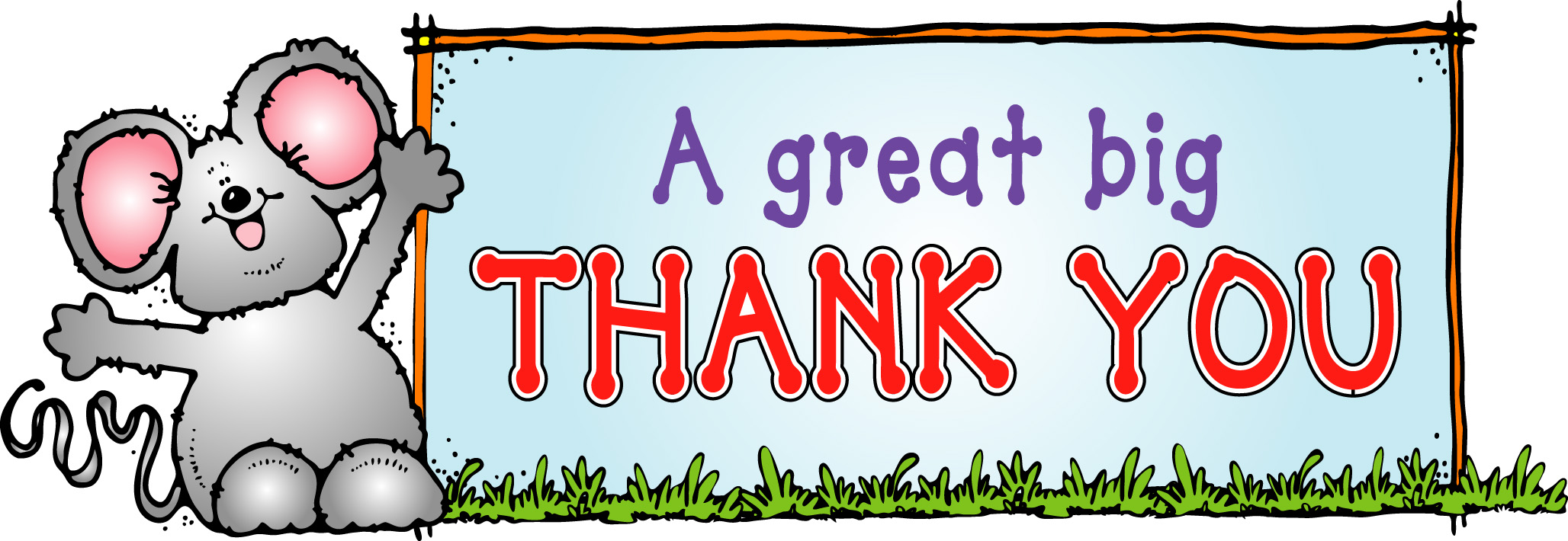Thank You For Your Help Clip  - Clipart For Thank You