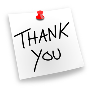Thank you free thank you . - Free Thank You Clip Art