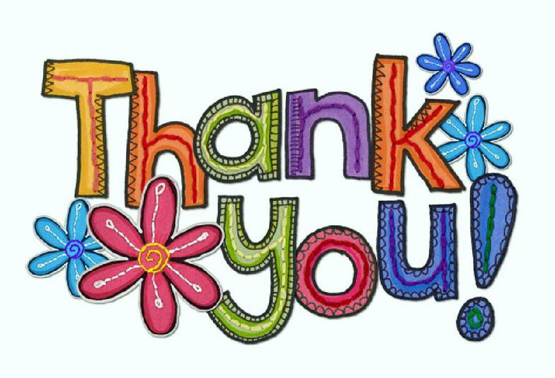 Thank You Kids Clip Art Thank ... teacher appreciation% .