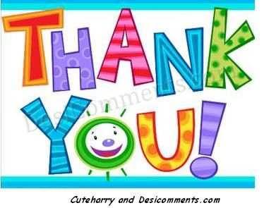 Thank You Kids Clip Art Thank You Clipart