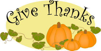 Thanksgiving Clipart-thanksgiving clipart-9