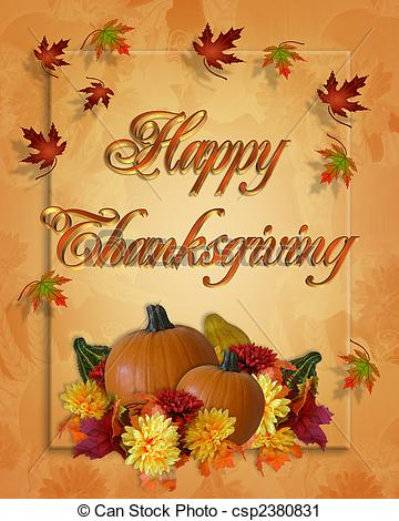 ... Thanksgiving Autumn Fall Background - Image and Illustration...  Thanksgiving Autumn Fall Background Clipartby ...