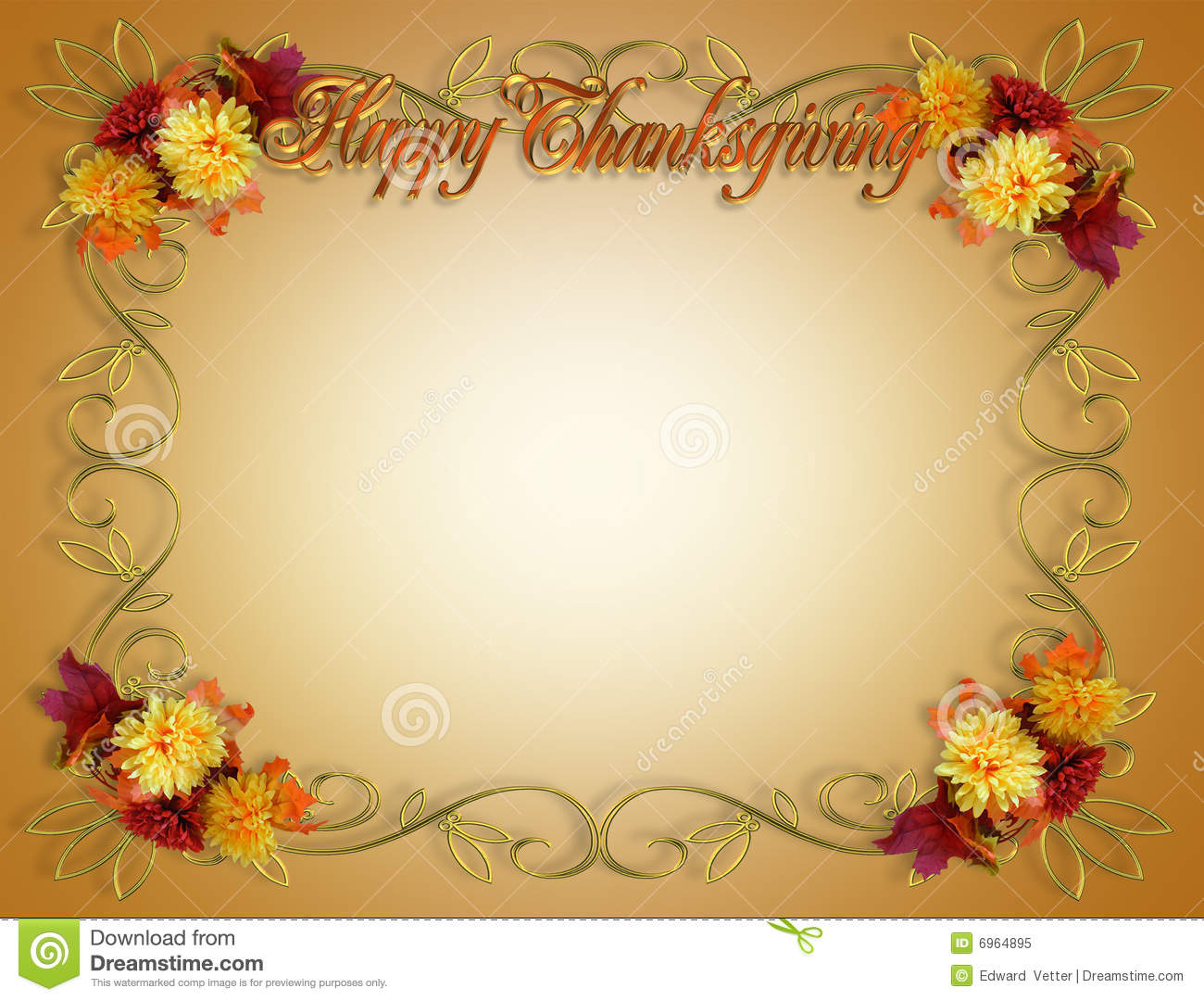Thanksgiving Clip Art Borders - Free Thanksgiving Clip Art Borders