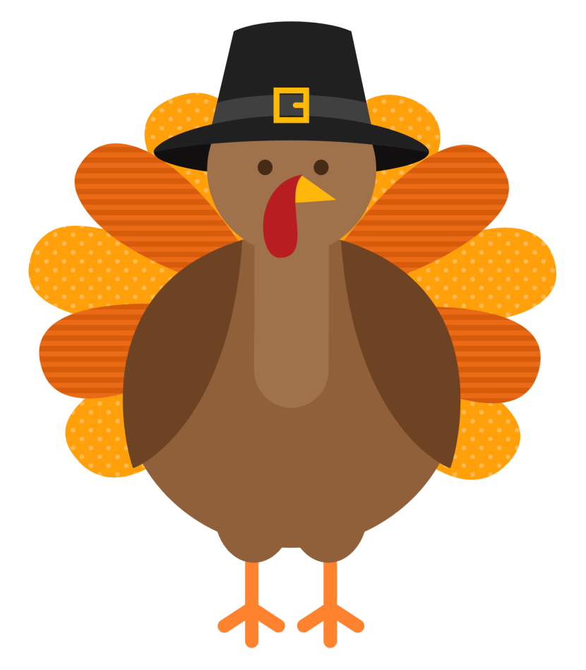 Thanksgiving Clip Art Happy .
