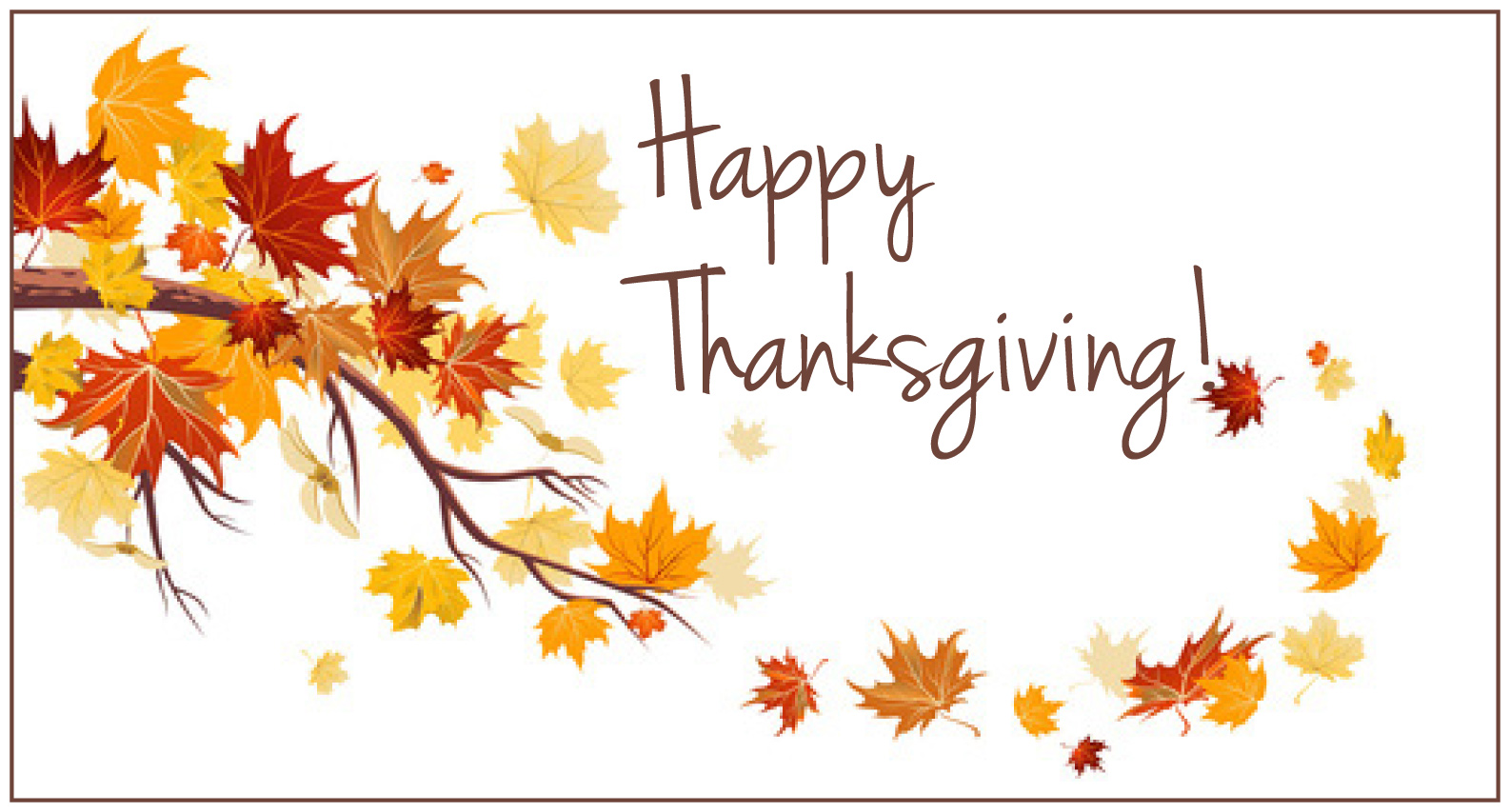 Thanksgiving clip art .