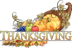 Thanksgiving Clipart Free .
