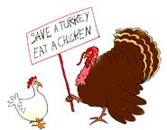... thanksgiving clipart turkey chicken -... thanksgiving clipart turkey chicken ...-19