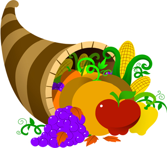 Thanksgiving Cornucopia Clipart Free Cli-Thanksgiving Cornucopia Clipart Free Clip Art Images-18