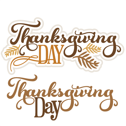 Thanksgiving Day Clip Art