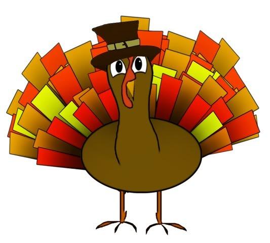 Thanksgiving Day Turkey Clip .-Thanksgiving Day Turkey Clip .-10