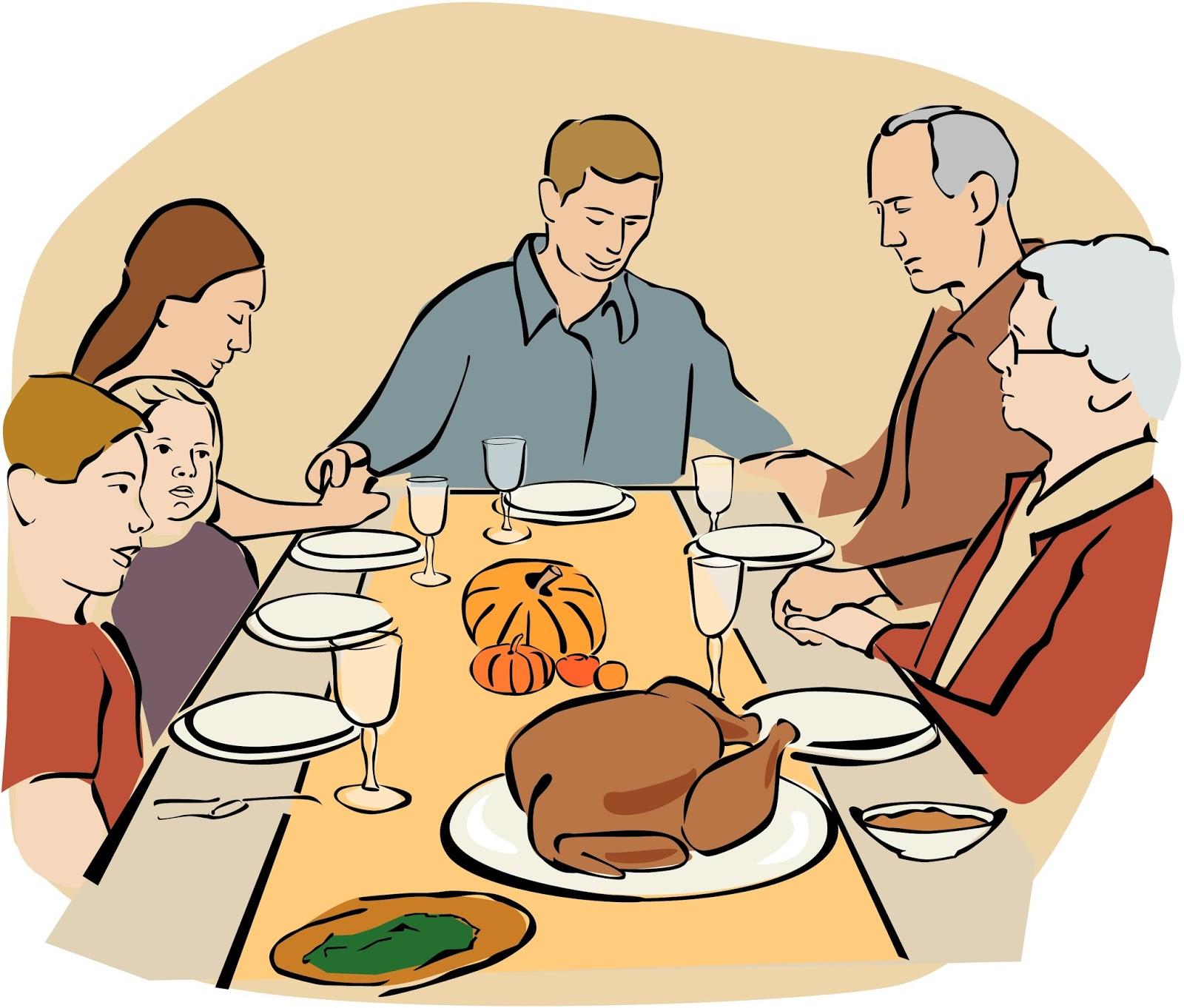 ... Thanksgiving Dinner Clipart 7 ...-... Thanksgiving dinner clipart 7 ...-14