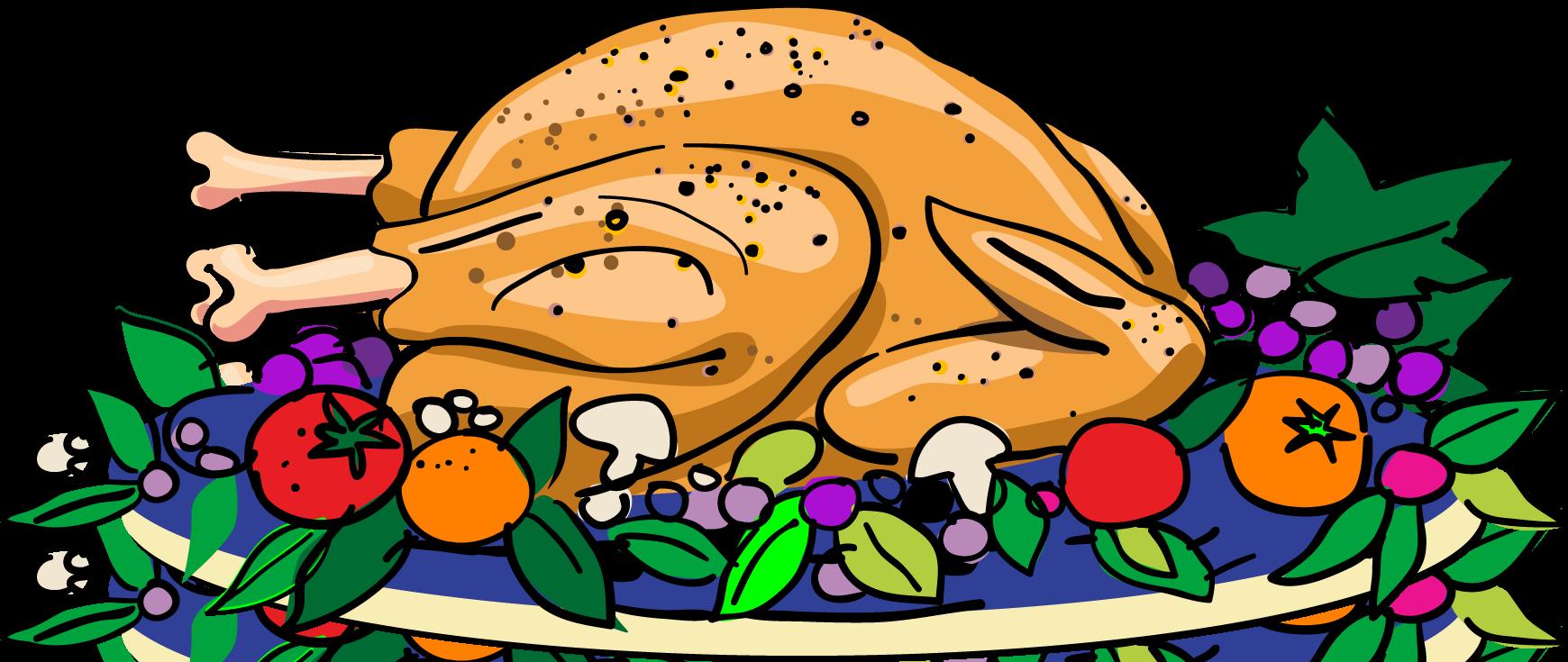 Thanksgiving Turkey Clip Art ..