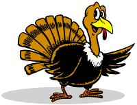 Thanksgiving Turkey Clip Art-Thanksgiving Turkey Clip Art-14