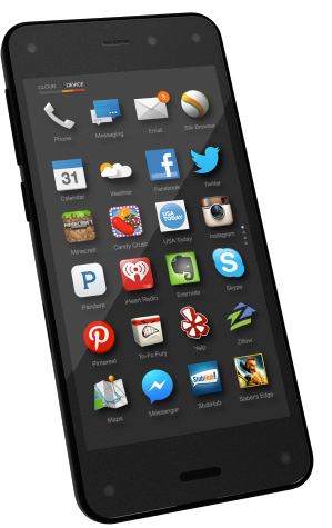 The Amazon Fire Phone is Unlike Any Smartphone Youu0026amp;Ever Used