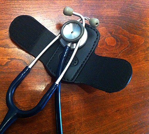 The BATCLIP - Premium Handmade Leather C-The BATCLIP - Premium handmade leather clip-on stethoscope holster for that doctor, nurse, EMT, or other special healthcare worker-19