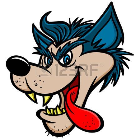 the big bad wolf: Big Bad Wol - Big Bad Wolf Clipart