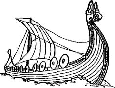 The Briese-Bane Viking Ships .