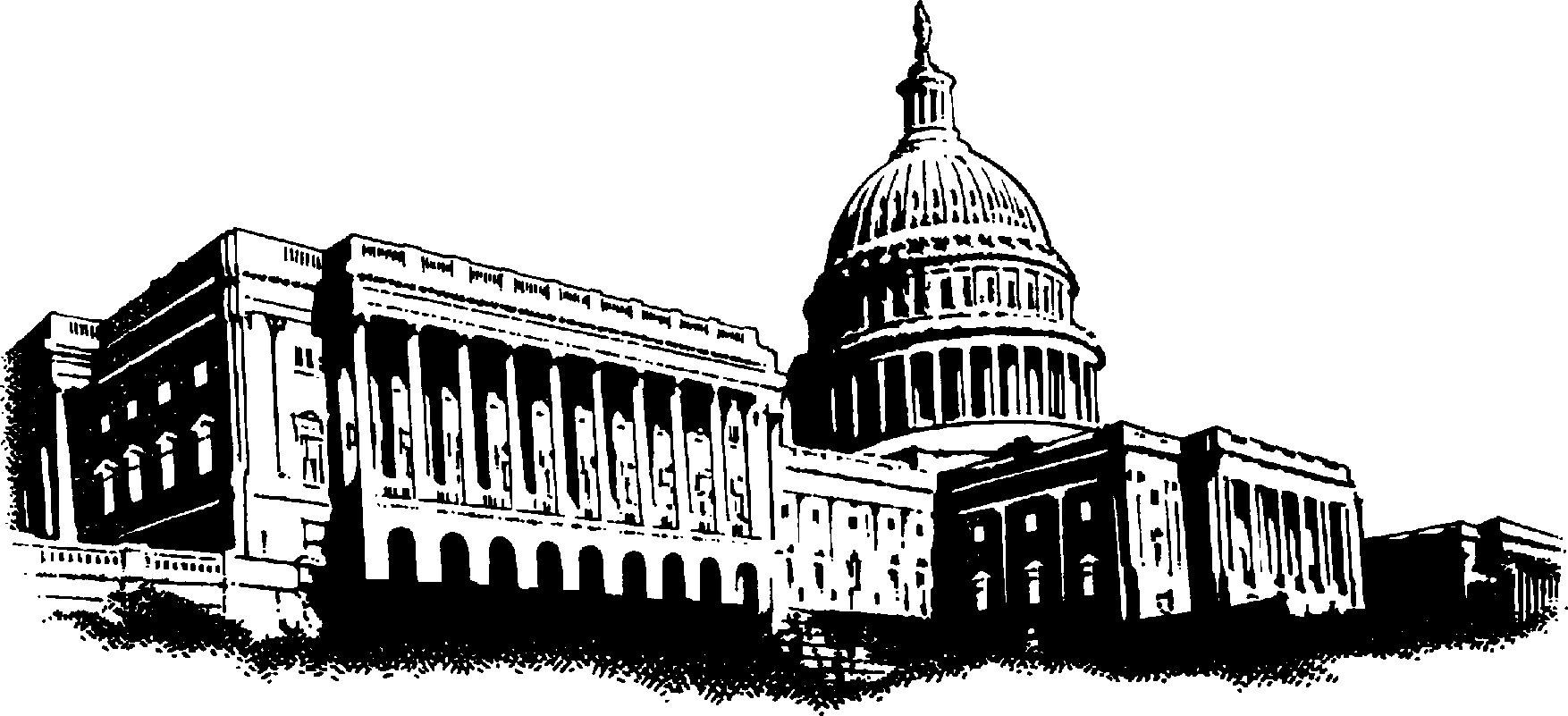 The Capitol Building Clipart
