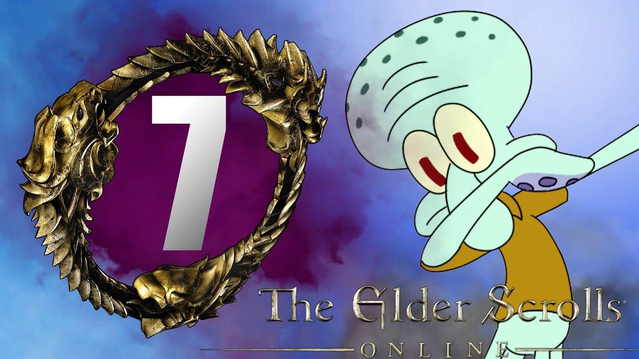 An Elder Scrolls Online Tale  - The Elder Scrolls Clipart