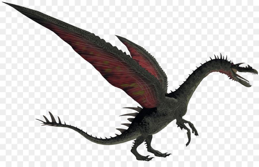 The Elder Scrolls V: Skyrim Dragon Clip art - Flying Dragon PNG Picture
