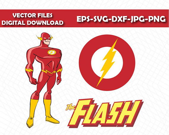 The Flash Clipart-Clipartlook.com-570-The Flash Clipart-Clipartlook.com-570-1