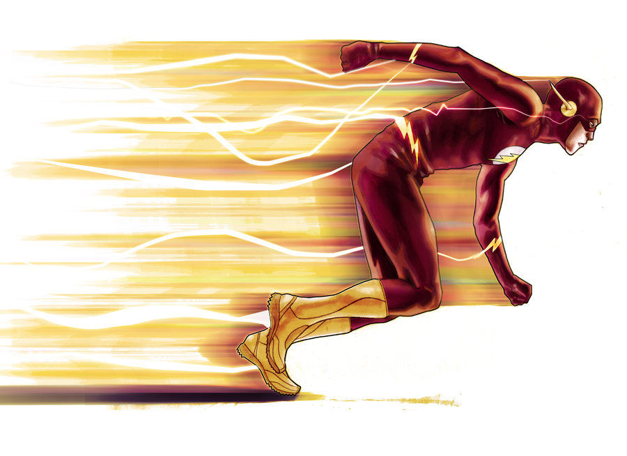 The Flash By Tonytorrid ClipartLook.com -The Flash by tonytorrid ClipartLook.com -16