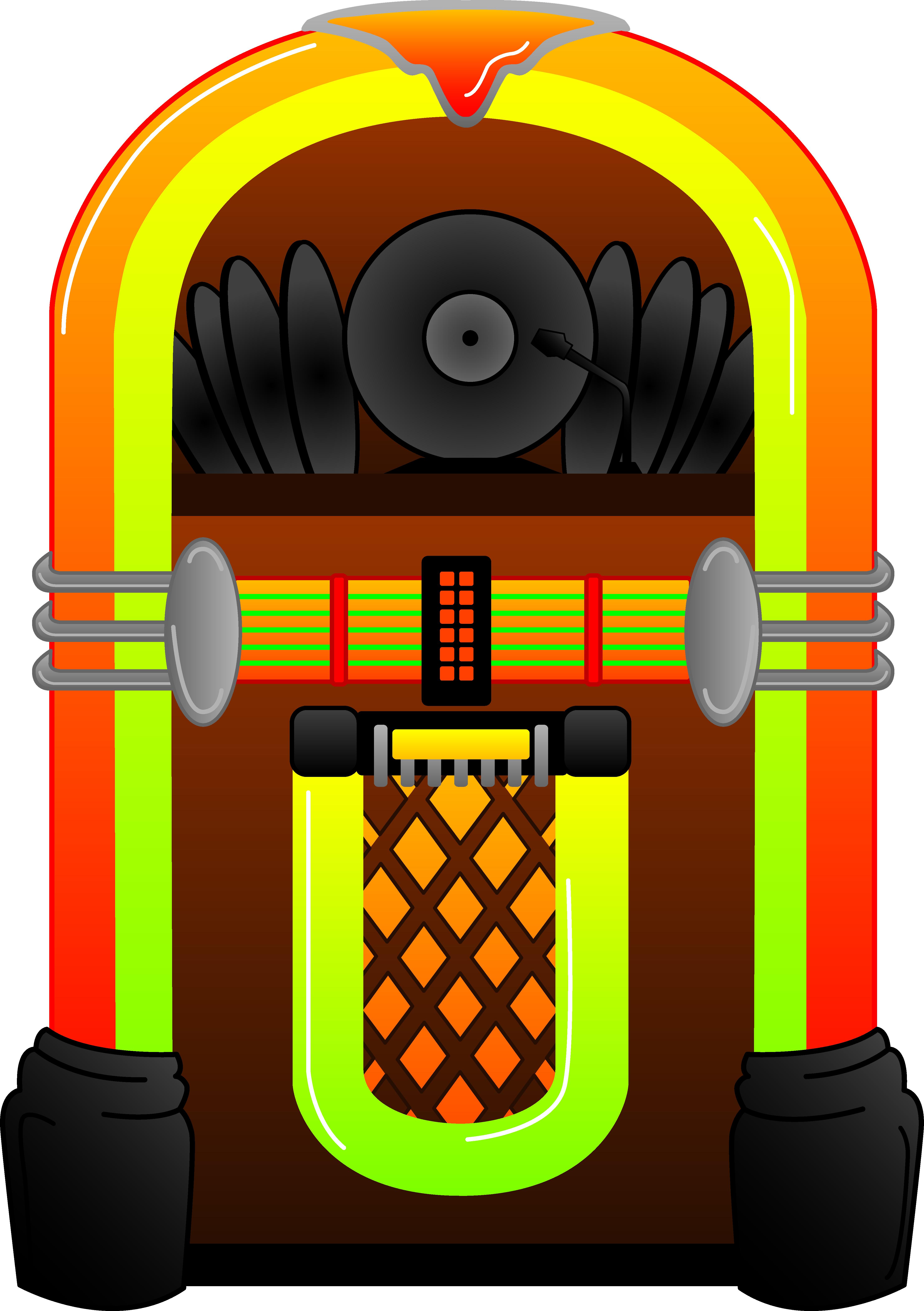 The Gospel Music Jukebox .