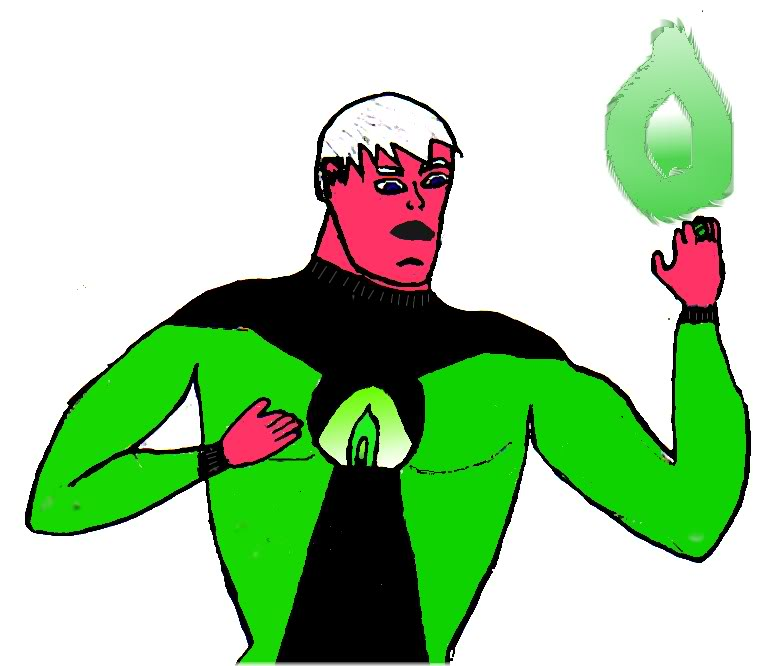 It's just an image of Gratifying Green Lantern Clipart