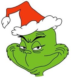 ... The Grinch Clip Art - clipartall ...