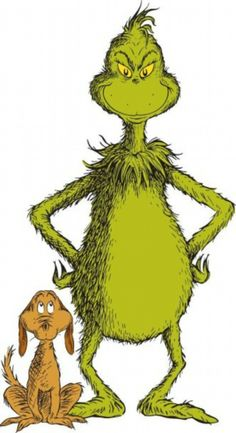 The Grinch :)