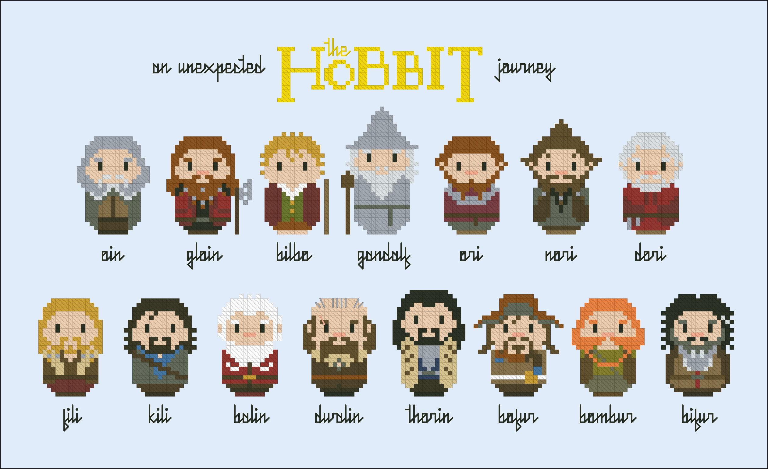 The Hobbit Clipart